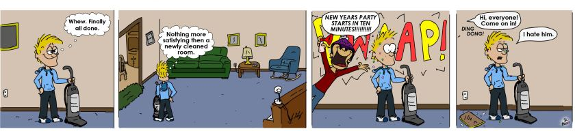 near year comic